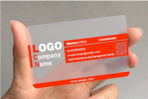 Transparent business cardsloyality full colour dottheistudio transparent business cardsloyality full colour dottheistudio printing advertising gadgets website reheart Image collections